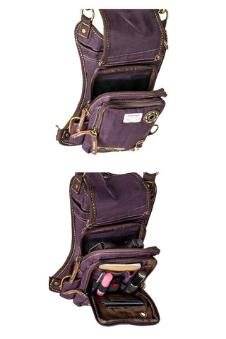 Ukoala Bag- Phoenix Standard Purple