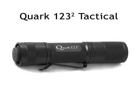FOURSEVENS Quark 1232 Tactical S2 Cool White