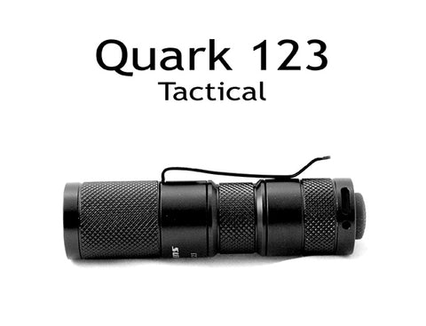 4Sevens Quark 123 Tactical R5 Cool White