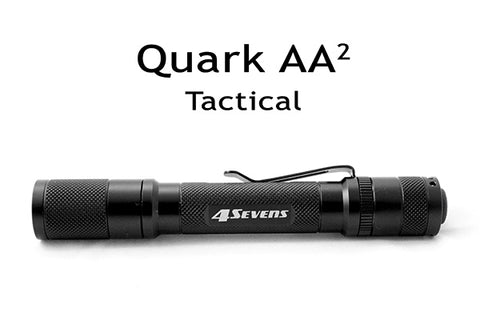 4Sevens Quark AA2 Tactical Warm White