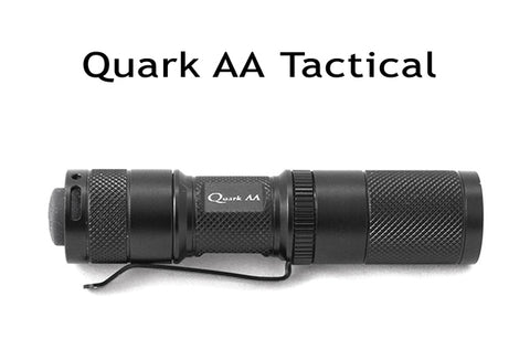 4Sevens Quark AA Tactical S2 Cool White