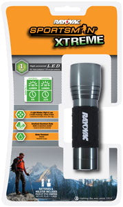 Rayovac Sportsman Extreme 3 AAA LED Flashlight