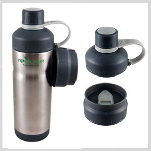 Reduce Fire and Ice Hybrid Insulated Stainless Bottle 16 oz.