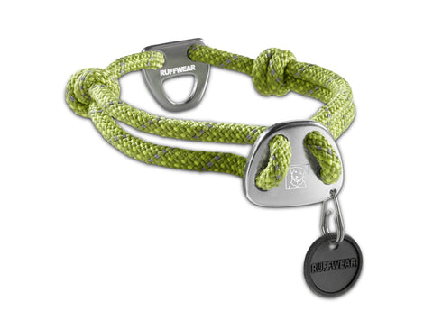 Ruffwear Knot-A-Collar - Reflective, Low Profile, Adjustable Pet Collar