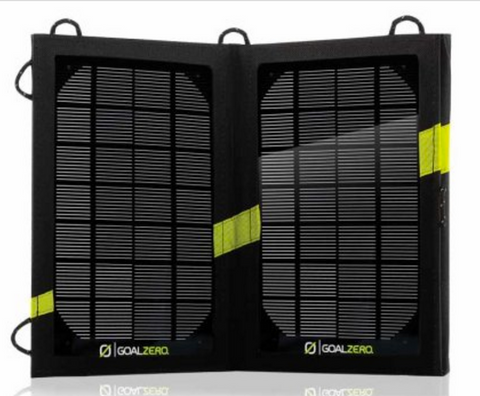 Goal Zero Nomad 7 V2 Portable Solar Panel - Black