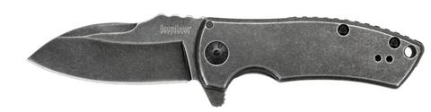 Kershaw 3450BW Spline Assisted Folding Knife (2.9in Blade)