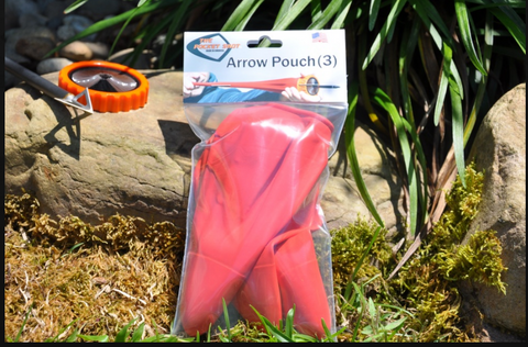 Pocket Shot Arrow Pouch 3 Pack