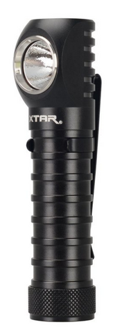 XTAR H3W - WARBOY W 950 Lumen 1 x 18650 CREE XM-L2 U2 LED Flashlight