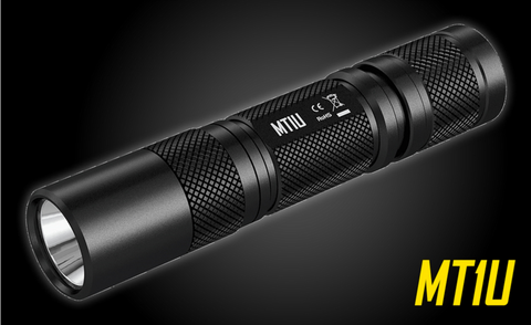 Nitecore MT1U 900mW 1 x 18650 UV LED Flashlight