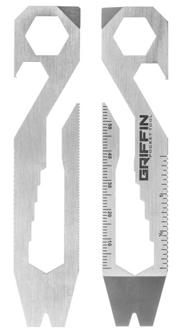 Griffin Stainless Steel Pocket Tool - XL (Standard)