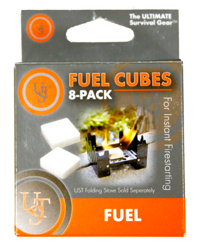 Ultimate Survival Technologies Fuel Cubes 8 Pack