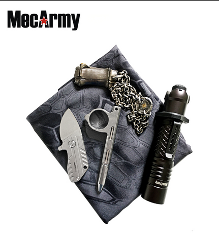 MecArmy TPX20 Stainless Steel Tactical Pen