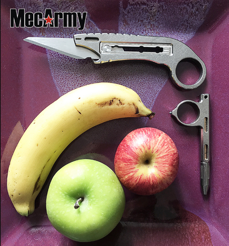 MecArmy EK50 Stainless Steel Knife