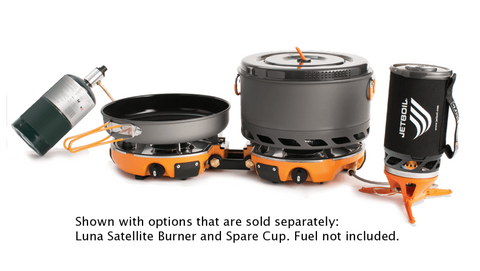 Jetboil Genesis Base Camp System Camp Stove