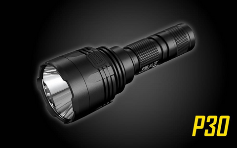 Nitecore P30 1000 Lumen 1 x 18650 CREE XP-L HI V3 LED Flashlight