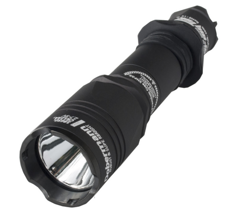 Armytek Doberman Pro 1580 Lumen 1 x 18650 XHP35 HI WARM LED Flashlight
