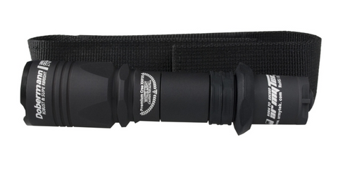 Armytek Doberman Pro 1400 Lumen 1 x 18650 XHP35 HI LED Flashlight