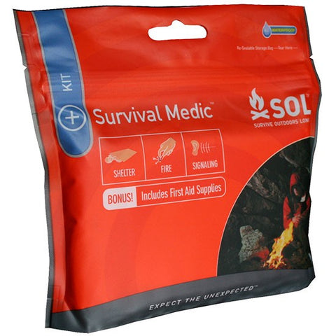 AMK SOL Survival Medic Kit