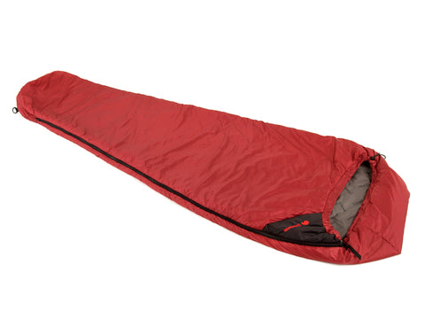 Snugpak Softie 3 Merlin Sleeping Bag - Red