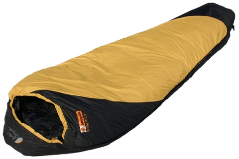 Snugpak Softie Chrysalis Micro Sleeping Bag - Yellow