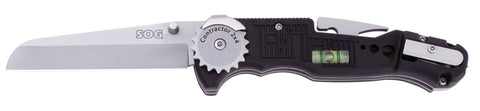 SOG Contractor 2x4 Folding Knife FF-01