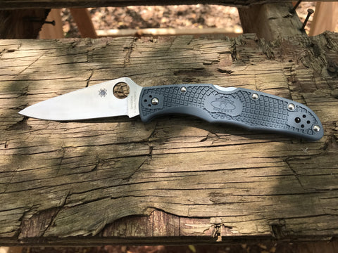 Spyderco Endura 4 V-Toku Sprint Run