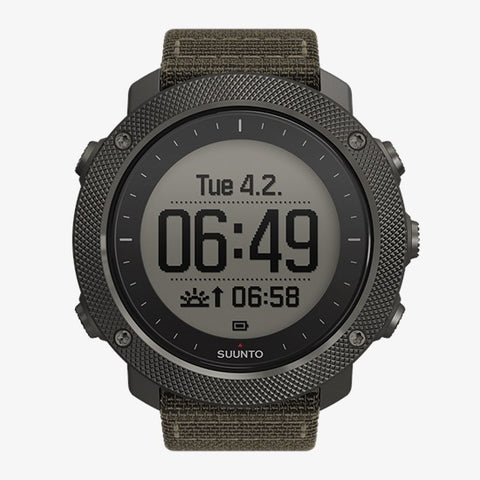 Suunto Traverse Alpha -Foliage