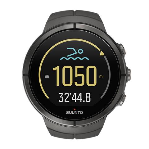 Suunto Spartan Ultra Black (HR) Watch