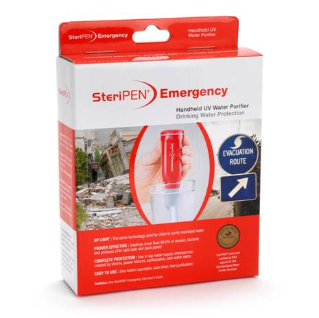 SteriPEN Emergency Purifier