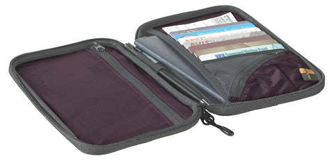 Sea To Summit Travel Wallet - Large Aubergine