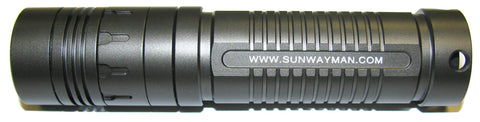 Sunwayman V10A Variable Output 1 x AA LED Flashlight