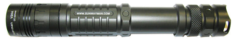 Sunwayman V20A CREE XM-L T6 Variable Output 2 x AA LED Flashlight