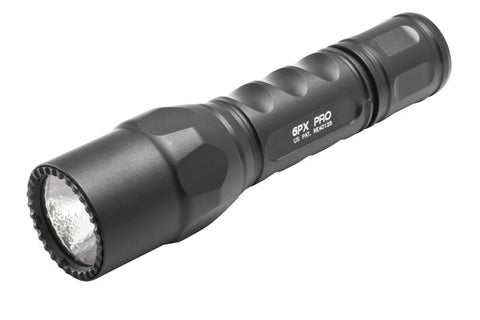 Surefire 6PX Pro Two Mode 320 Lumen LED Flashlight 6PX-D-BK