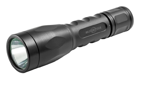 Surefire P2X-B-BK Fury Ultra-High / Dual-Output 500 Lumen LED Flashlight
