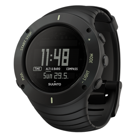 Suunto Core Ultimate Black Watch
