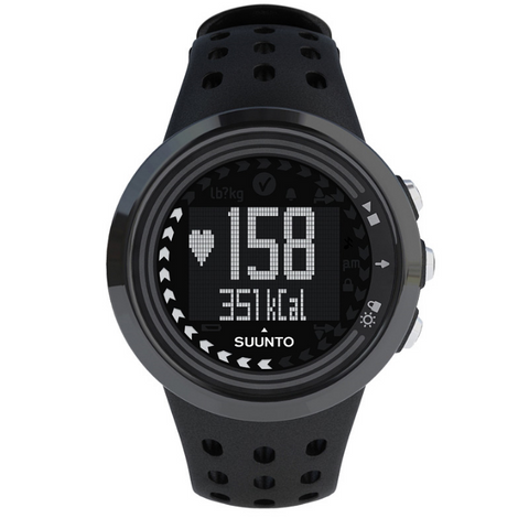 Suunto M5 Fitness Monitor- All Black