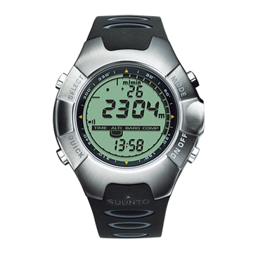 Suunto Observer SR Triple Sensor Watch