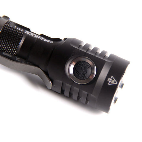 Manker T01 II 900 Lumen 1 x AA CREE XP-L HI LED Flashlight