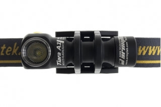 Armytek Tiara A1 v2 420 Lumen 1 x AA CREE XP-L (Warm) LED Headlamp