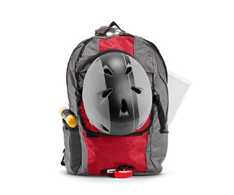 Timbuk2 Amnesia Backpack - Revlon Red / Cement / Gunmetal