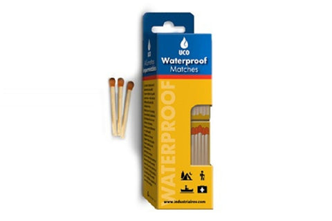 UCO Waterproof Matches- 160 Piece