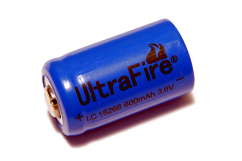 Trustfire 600 mAh 15270 CR2 Lithium Rechargeable Battery