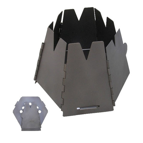 Vargo Titanium Hexagon Backpacking Wood Stove