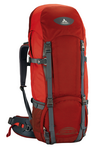 Vaude Accept 65+10 Backpack - Red
