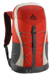 Vaude UltraHiker 20 Backpack - Red/Ivory