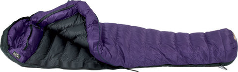 Western Mountaineering Apache Gore WS 6ft Sleeping Bag - Left