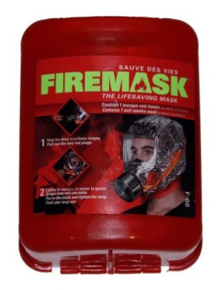 FireMask FM60 Anti-Smoke Mask