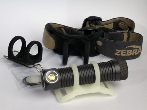 Zebralight H60w Q3-5A LED Headlamp