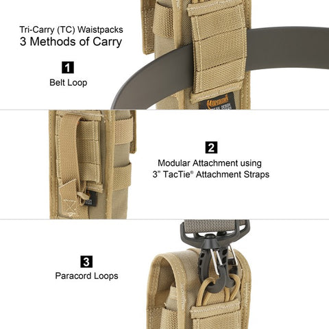 Maxpedition TC-5 Pouch PT1029
