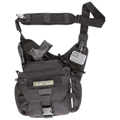 5.11 Push Pack -Black